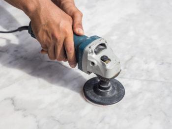 granite, polish, installer
