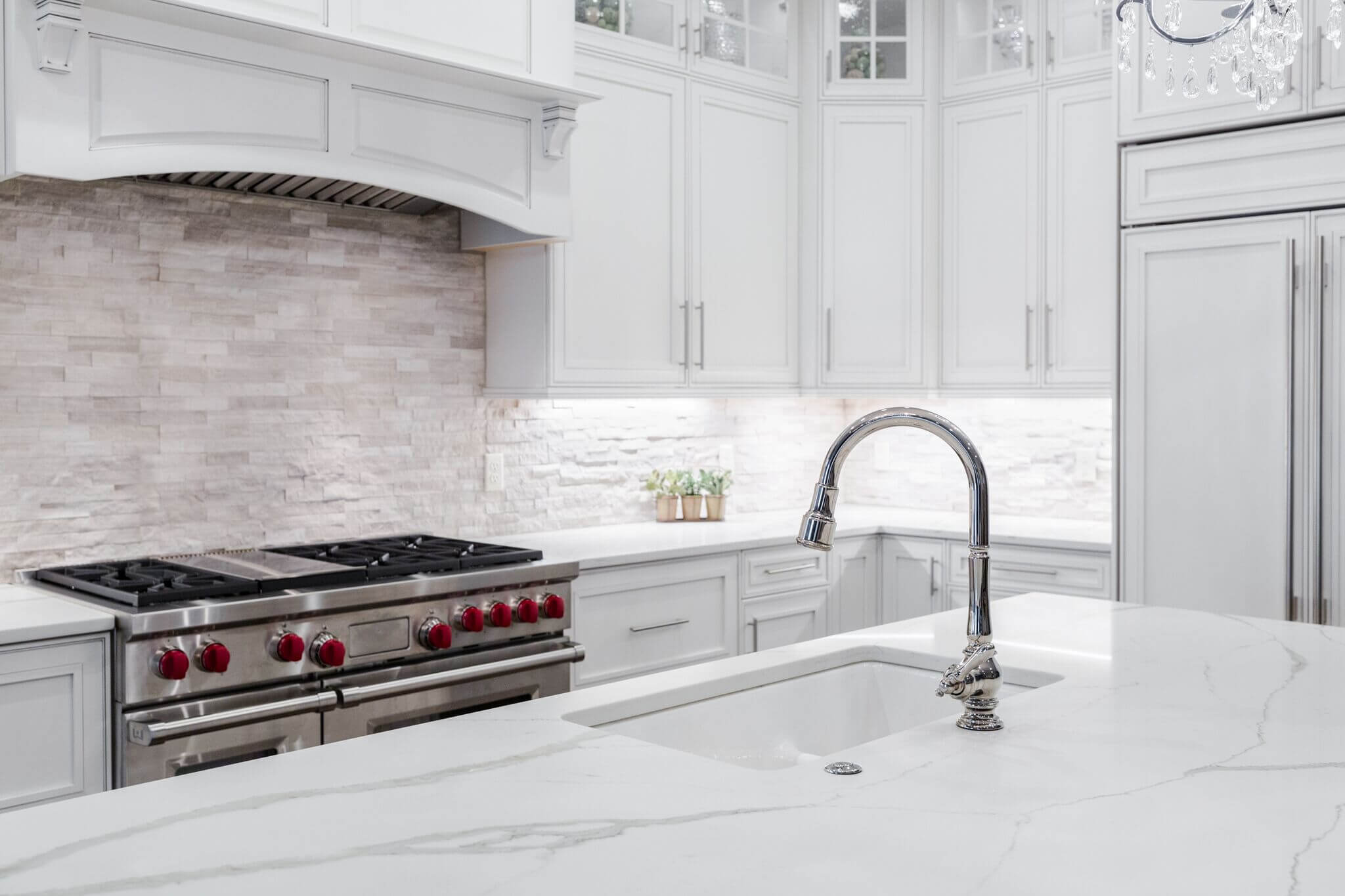 West Side Home Showcase Sims Lohman Fine Kitchens And