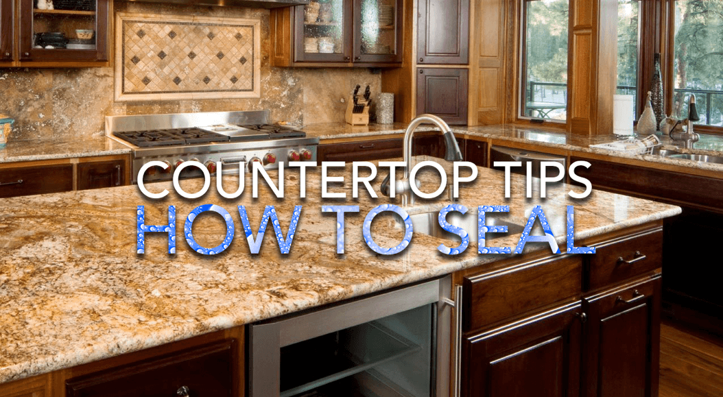 Etonnant Do You Need To Seal All Countertops?