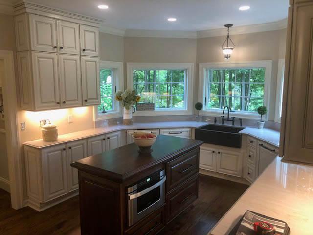 Medina Kitchen Showcase Sims Lohman Fine Kitchens And Granite
