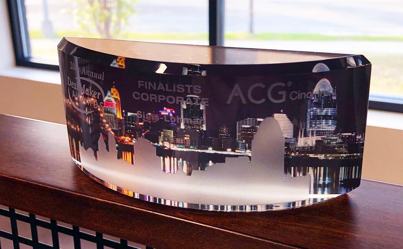ACG Cincinnati Finalist • Sims-Lohman Fine Kitchens and Granite