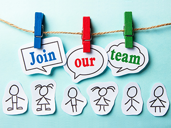 Now hiring, join our team